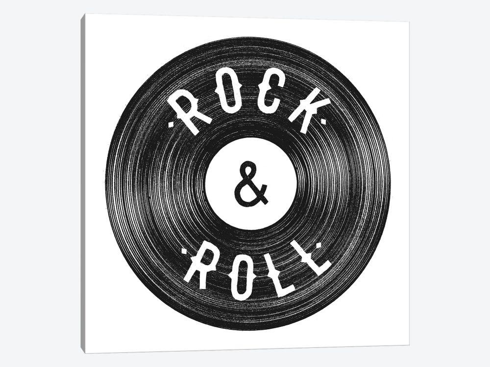 Rock & Roll by Florent Bodart 1-piece Canvas Art Print
