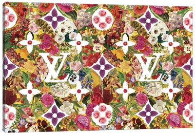 Spring Boutique #3 Canvas Art Print