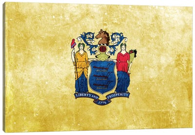 New Jersey I Canvas Art Print