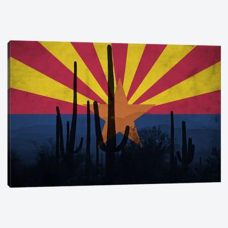 Arizona (Cacti) Canvas Print #FLG543} by iCanvas Canvas Print