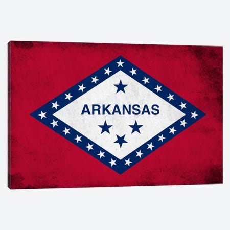 Arkansas Canvas Print #FLG552} by iCanvas Canvas Art