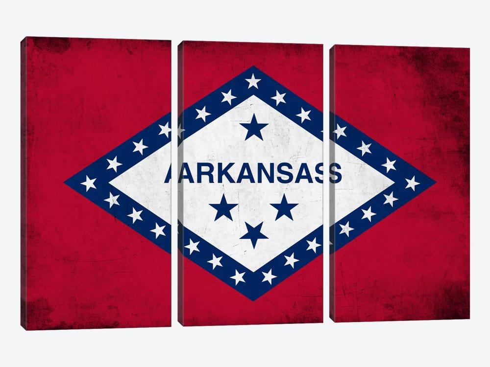 Arkansas by iCanvas 3-piece Art Print