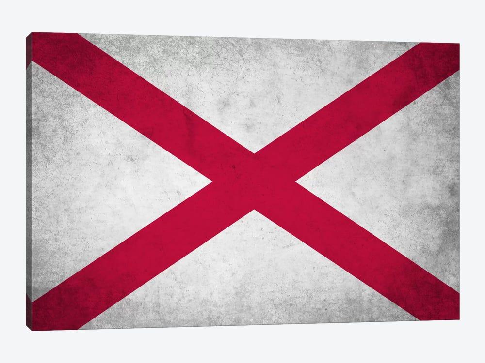 Alabama by iCanvas 1-piece Canvas Art Print