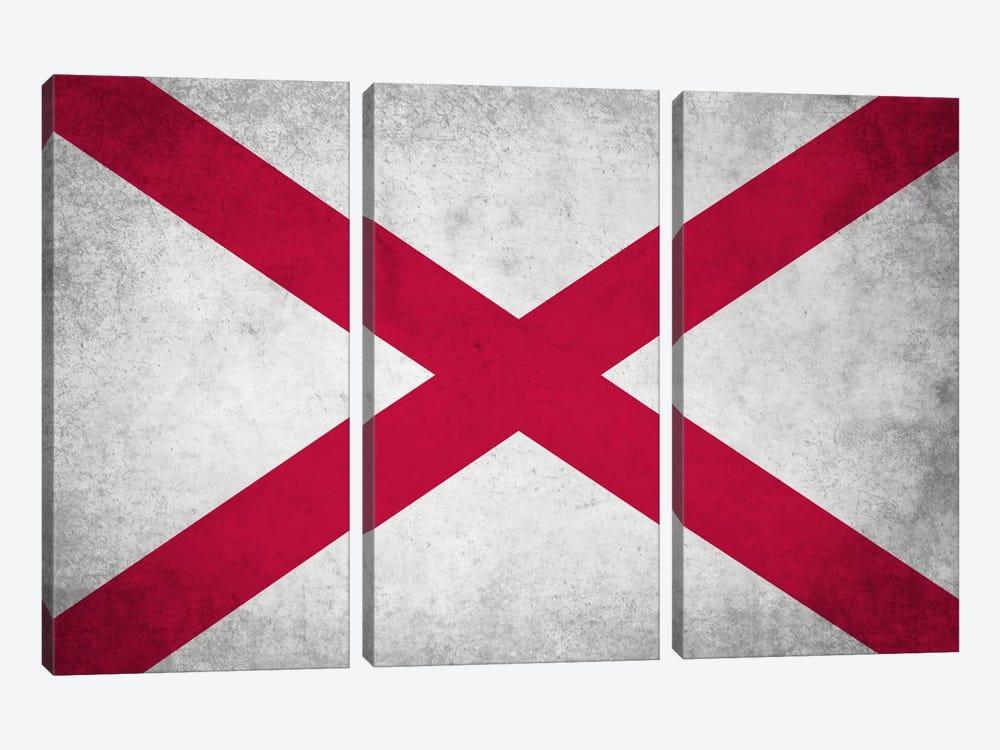 Alabama by iCanvas 3-piece Art Print