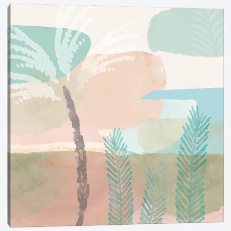 Miami Days IV Canvas Print #FLK15} by Flora Kouta Canvas Artwork