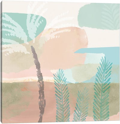Miami Days IV Canvas Art Print