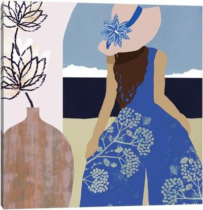 Sweet Jasmine I Canvas Art Print