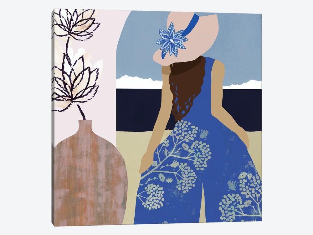 Sweet Jasmine I by Flora Kouta 1-piece Canvas Wall Art
