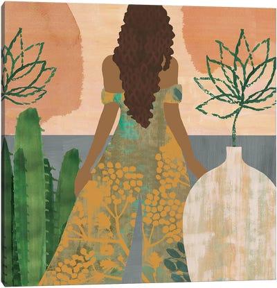 Sweet Jasmine II Canvas Art Print