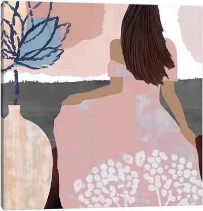 Sweet Jasmine III Canvas Art Print