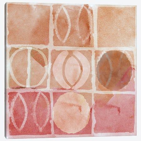 Terra Rosa III Canvas Print #FLK31} by Flora Kouta Canvas Print