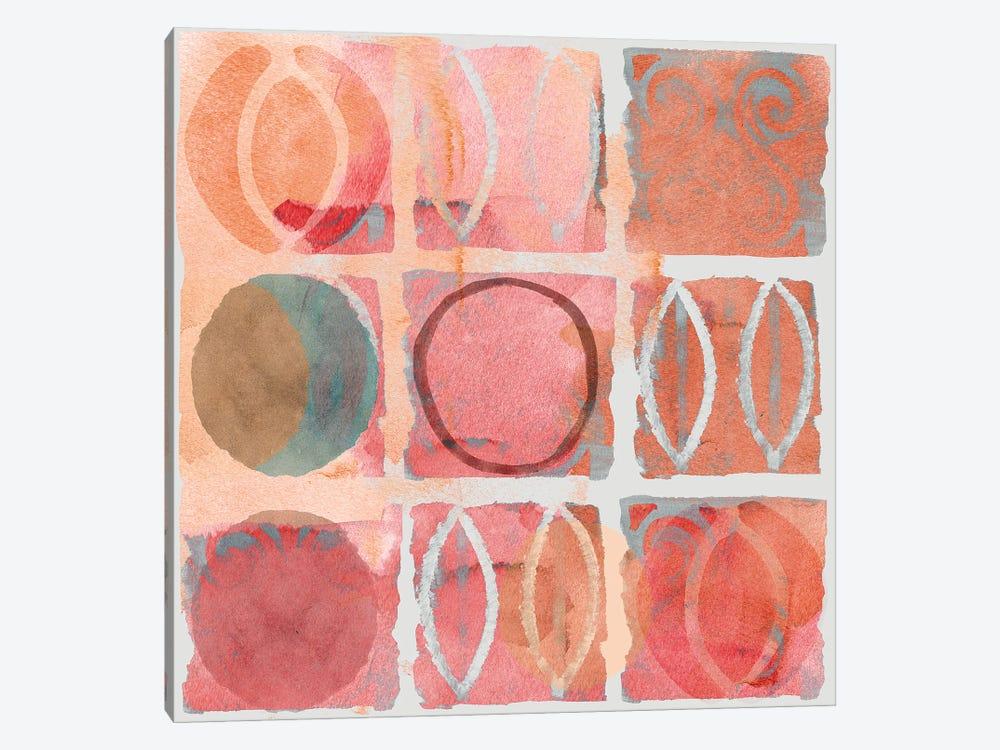 Terra Rosa IV by Flora Kouta 1-piece Art Print