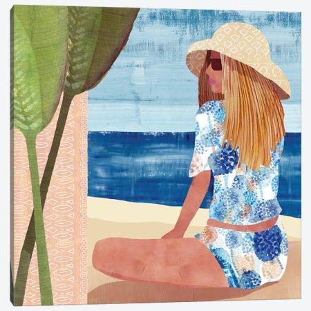 Formentera II Canvas Print #FLK34} by Flora Kouta Canvas Artwork
