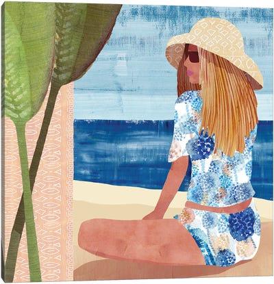 Formentera II Canvas Art Print