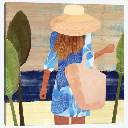 Formentera III Canvas Print #FLK35} by Flora Kouta Canvas Wall Art
