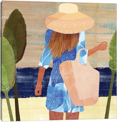 Formentera III Canvas Art Print