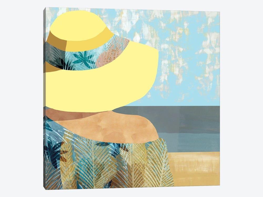 Las Salinas II by Flora Kouta 1-piece Canvas Wall Art