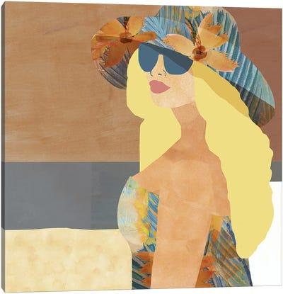 Las Salinas III Canvas Art Print
