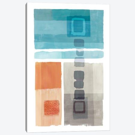 Amy Bay I Canvas Print #FLK45} by Flora Kouta Canvas Print