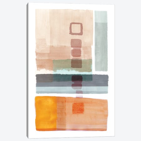 Amy Bay II Canvas Print #FLK46} by Flora Kouta Canvas Print