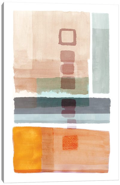 Amy Bay II Canvas Art Print