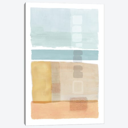 Amy Bay IV Canvas Print #FLK47} by Flora Kouta Canvas Print