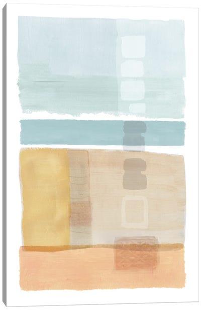 Amy Bay IV Canvas Art Print