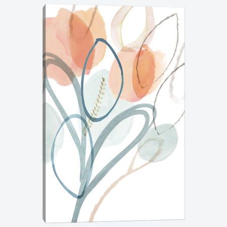 Angeline IV Canvas Print #FLK51} by Flora Kouta Canvas Art Print