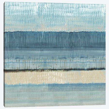 Dreams in Blue I Canvas Print #FLK55} by Flora Kouta Canvas Wall Art