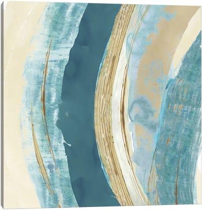 Making Blue Waves II Canvas Art Print