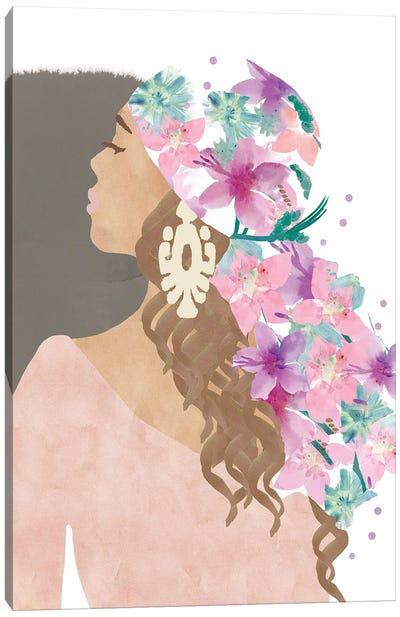 Georgia In Bloom Canvas Art Print