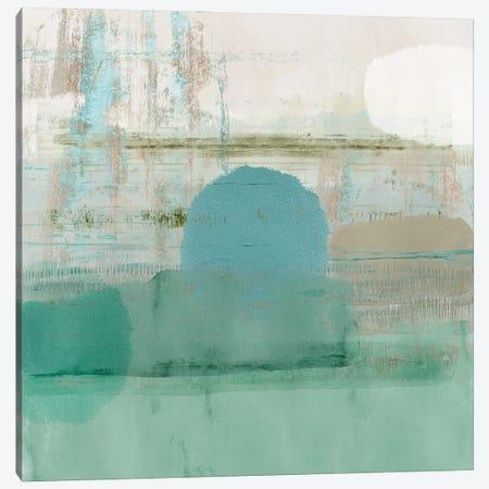 Jade Light I Canvas Print #FLK80} by Flora Kouta Canvas Art