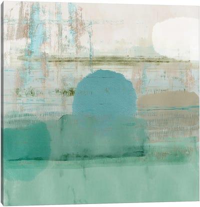 Jade Light I Canvas Art Print