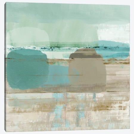Jade Light III Canvas Print #FLK82} by Flora Kouta Canvas Art