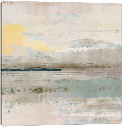 Silver Lining I Canvas Art Print