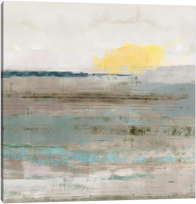 Silver Lining II Canvas Art Print