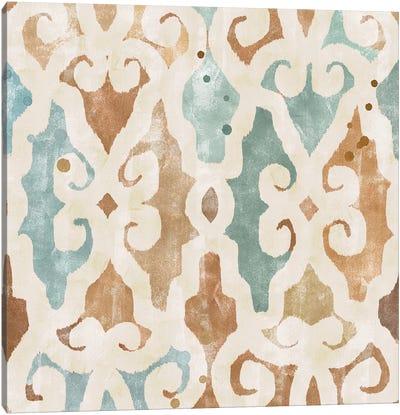 Sunbaked Tile I Canvas Art Print