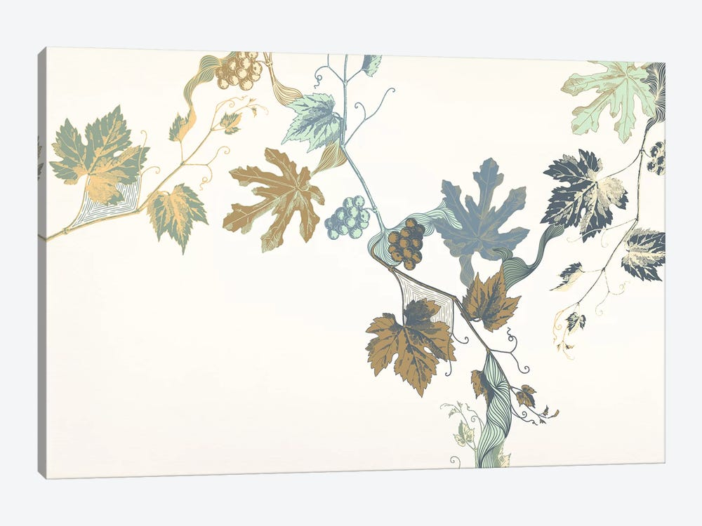 Rowan & Leaves by 5by5collective 1-piece Art Print