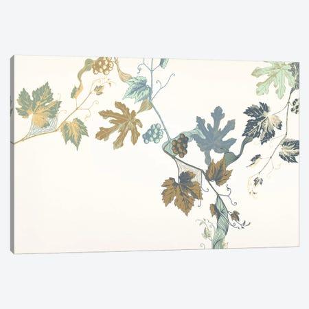 Rowan & Leaves Canvas Print #FLPN39} by 5by5collective Art Print