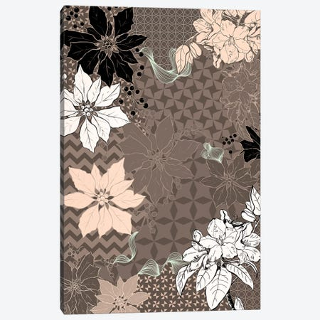Floral Composition III Canvas Print #FLPN73} by 5by5collective Canvas Print