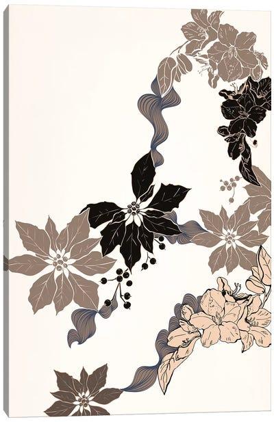 Floral Ornament Canvas Print #FLPN79