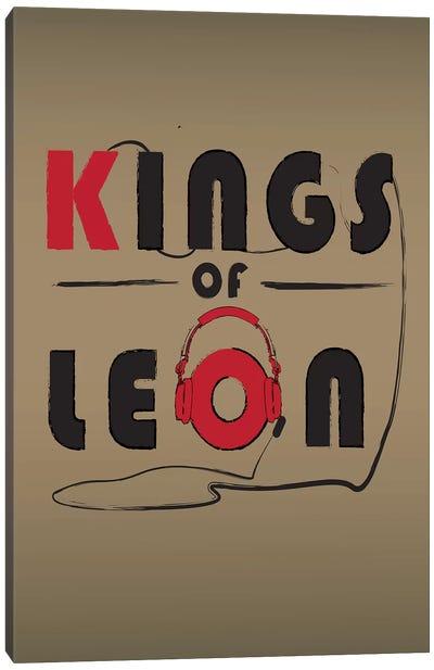 Kings Of Leon Canvas Art Print