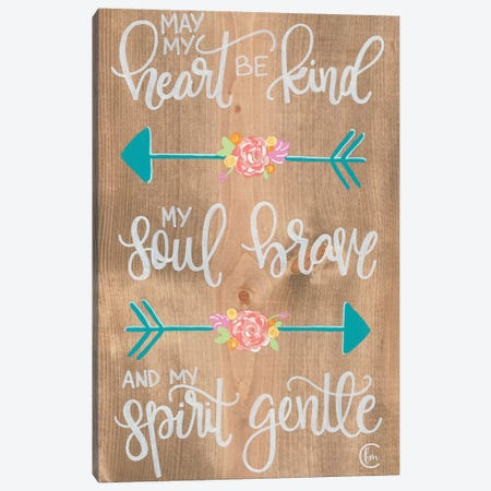 Gentle Spirit Arrows Canvas Print #FMC70} by Fearfully Made Creations Canvas Wall Art