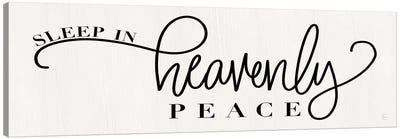 Heavenly Peace Canvas Art Print