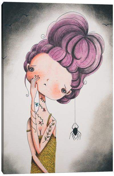 Scarlett Canvas Art Print