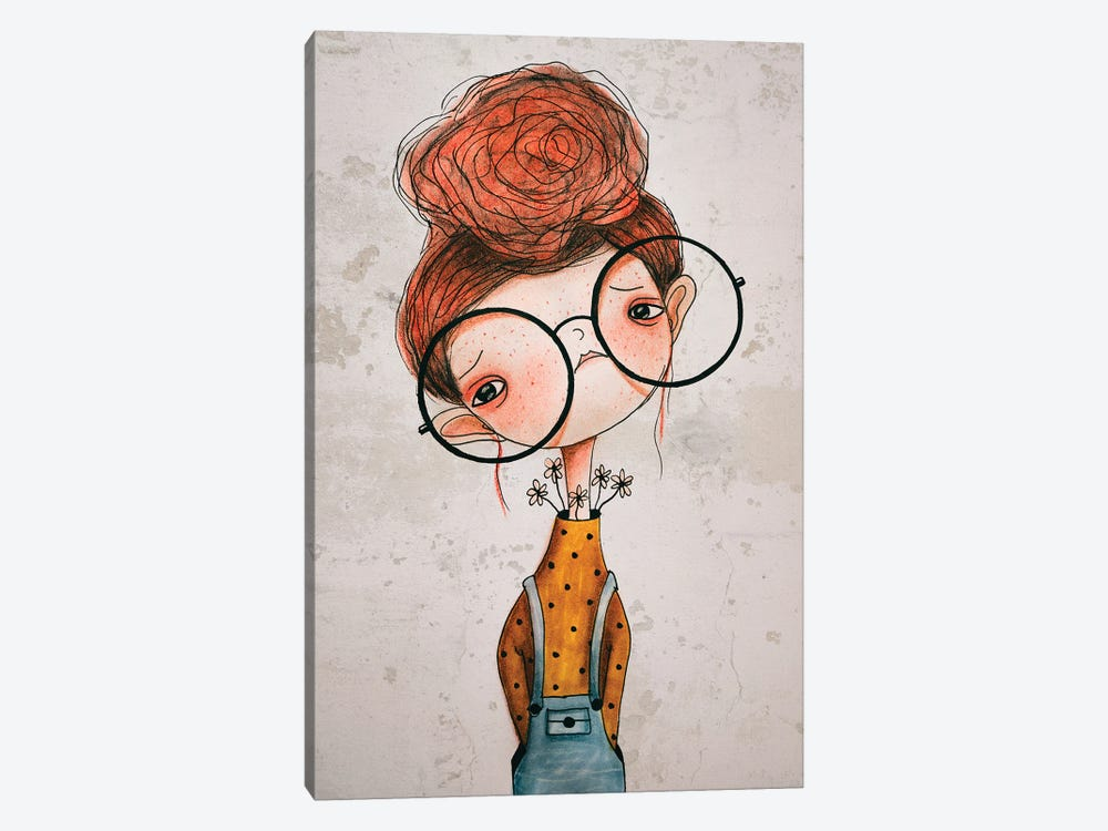 Ruthie 1-piece Canvas Print