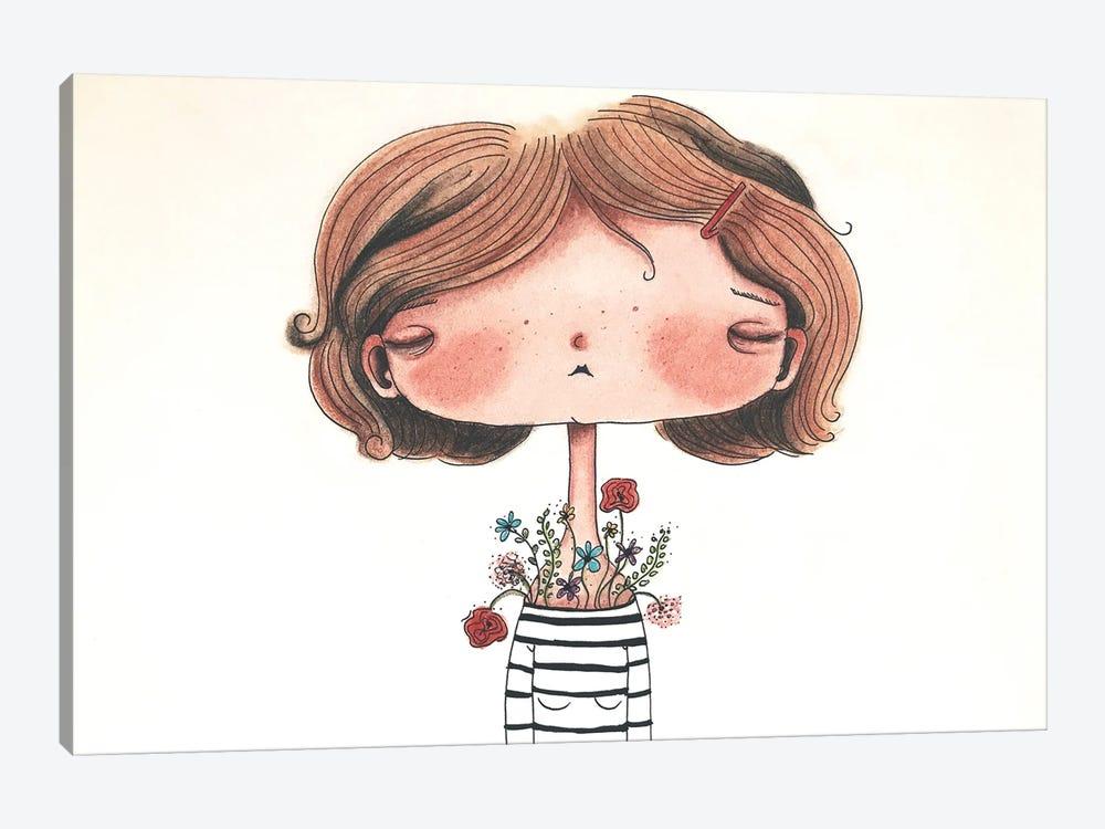 Daisy Mae by Femke Muntz 1-piece Canvas Art