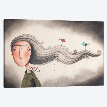 Mabel Canvas Print #FMM35} by Femke Muntz Canvas Print