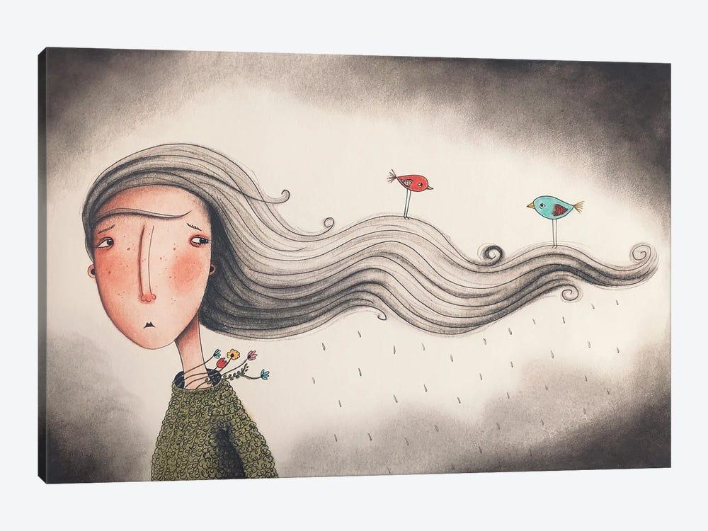 Mabel by Femke Muntz 1-piece Canvas Wall Art