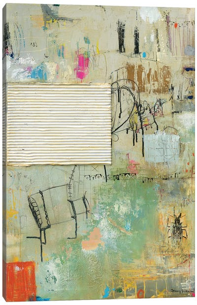 Love Is Everywhere Canvas Art Print